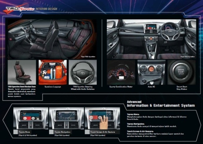 Brosur-Toyota-All New Yaris -interior