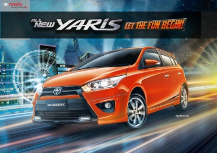 Brosur-Toyota-All New Yaris